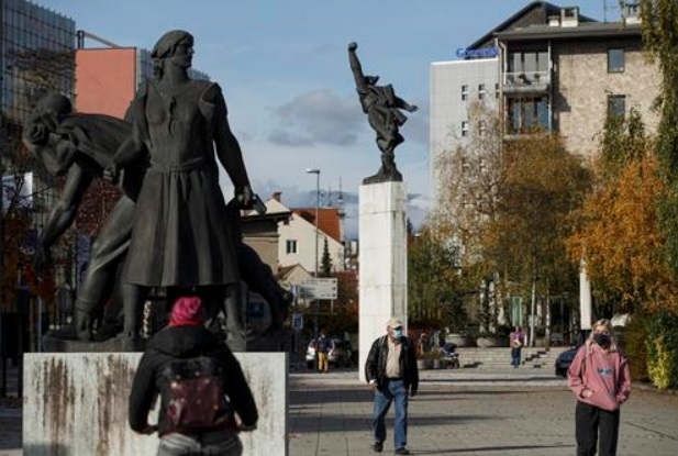 斯洛文尼亚:日增确诊病例连续两天超2000