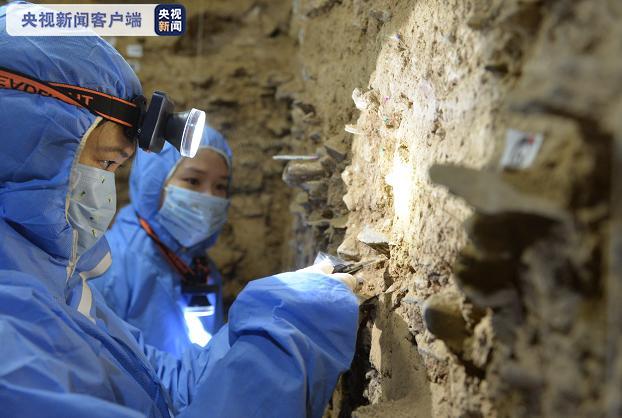 """最新成果!国家文物局发布""""考古中国""""2项考古成果图片"""