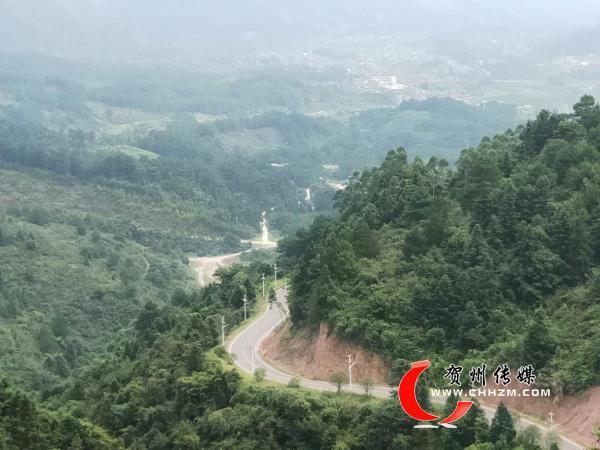 贺州市积极发展交通基础设施建设