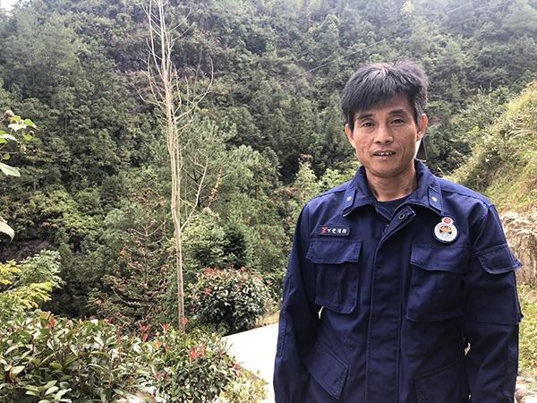 初心之路丨守护乡村的义务消防队:坚守7年,做火场急先锋
