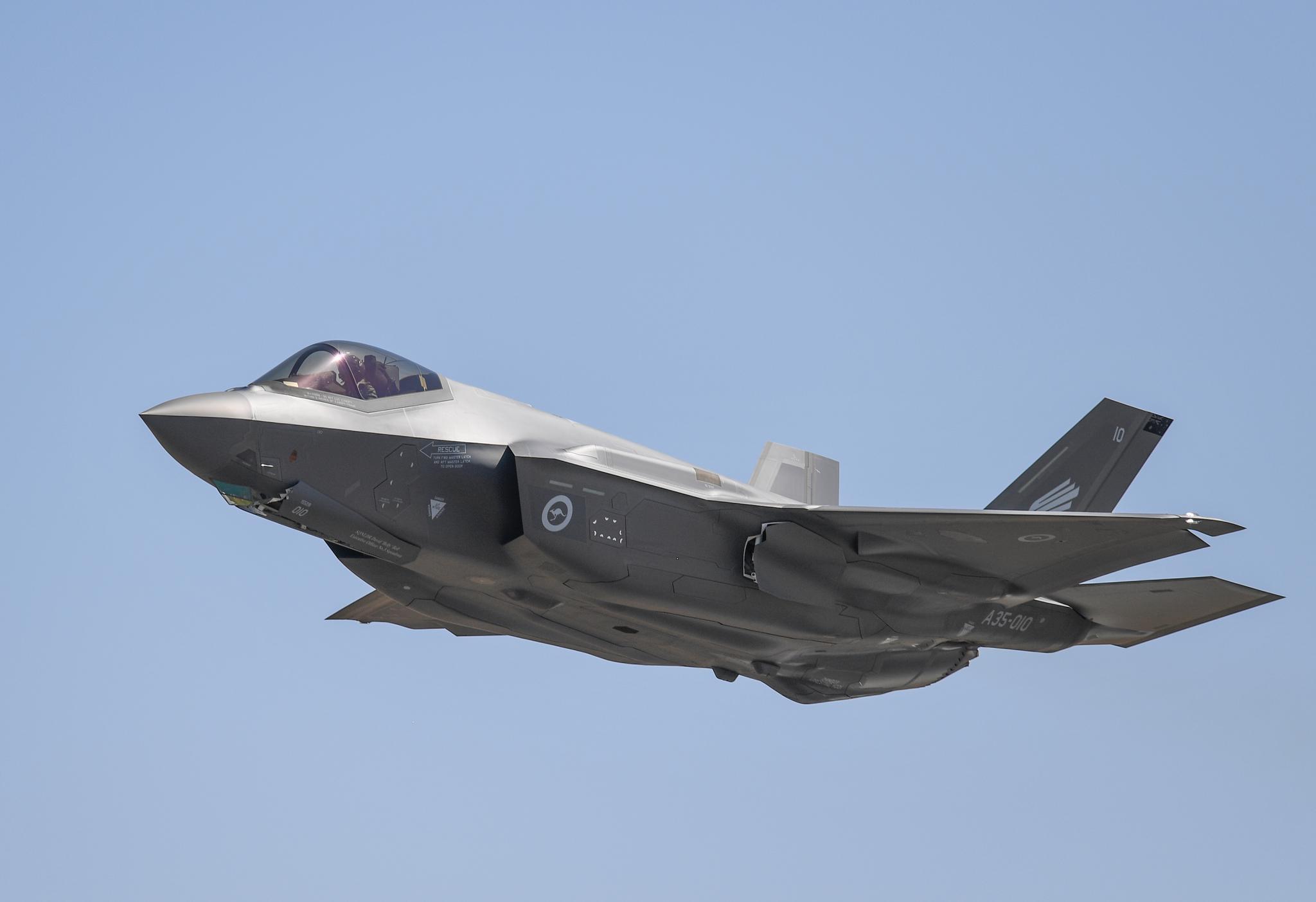 美国政府推进向阿联酋出售F-35