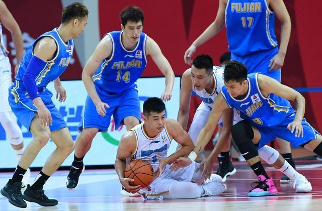 篮球|CBA第一阶段:北京首钢胜福建豹发力