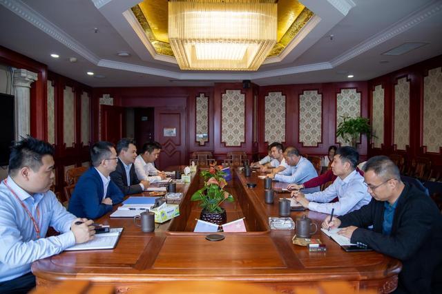 """郴州市政企领导到访盛大金禧 环保建材项目有""""新机""""!"""