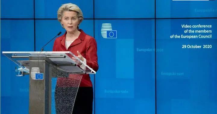 """欧盟领导人称欧盟医疗体系将面临""""被压垮""""的风险"""