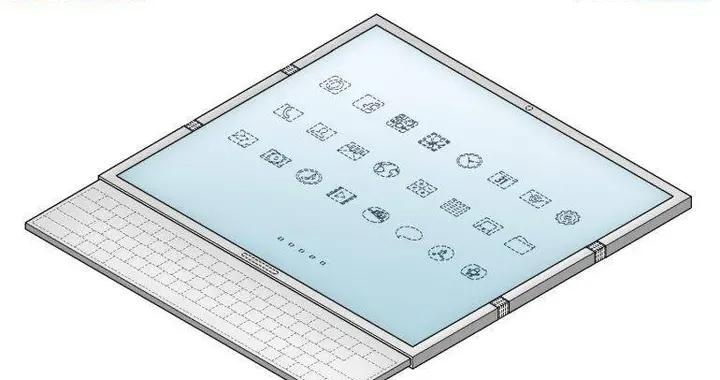 带有伸缩键盘的手机?三星新款折叠屏专利曝光
