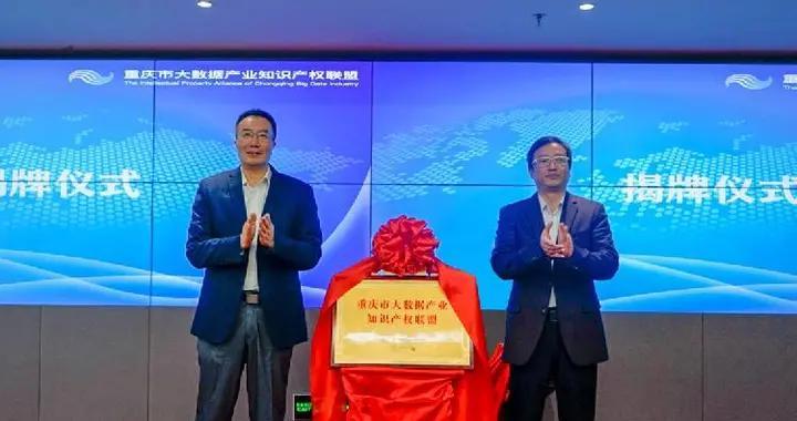 重庆市大数据产业知识产权联盟成立