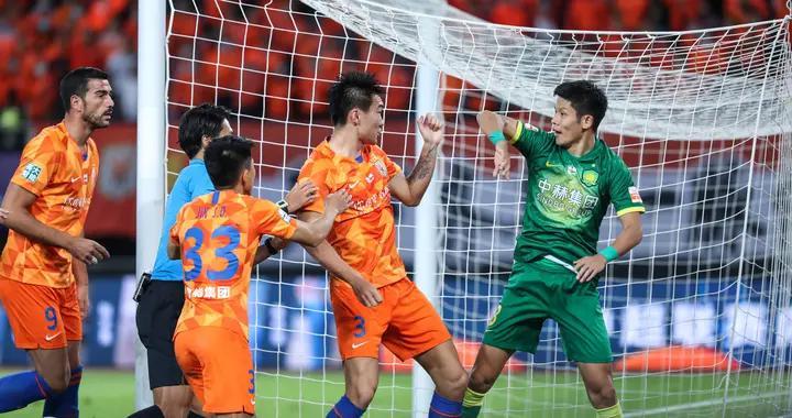 山东鲁能足协杯赛场有望再战北京国安,两队态度大有不同