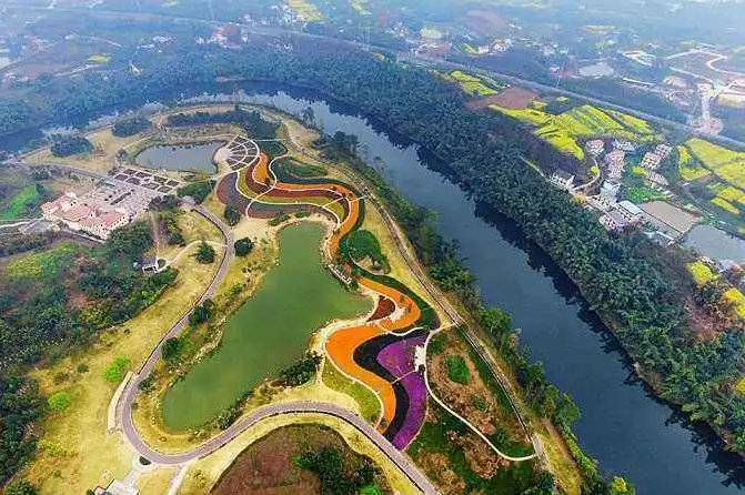 """被誉""""公园之城"""" 四川自贡高新区打造4条旅游主线文旅资源独步川渝"""