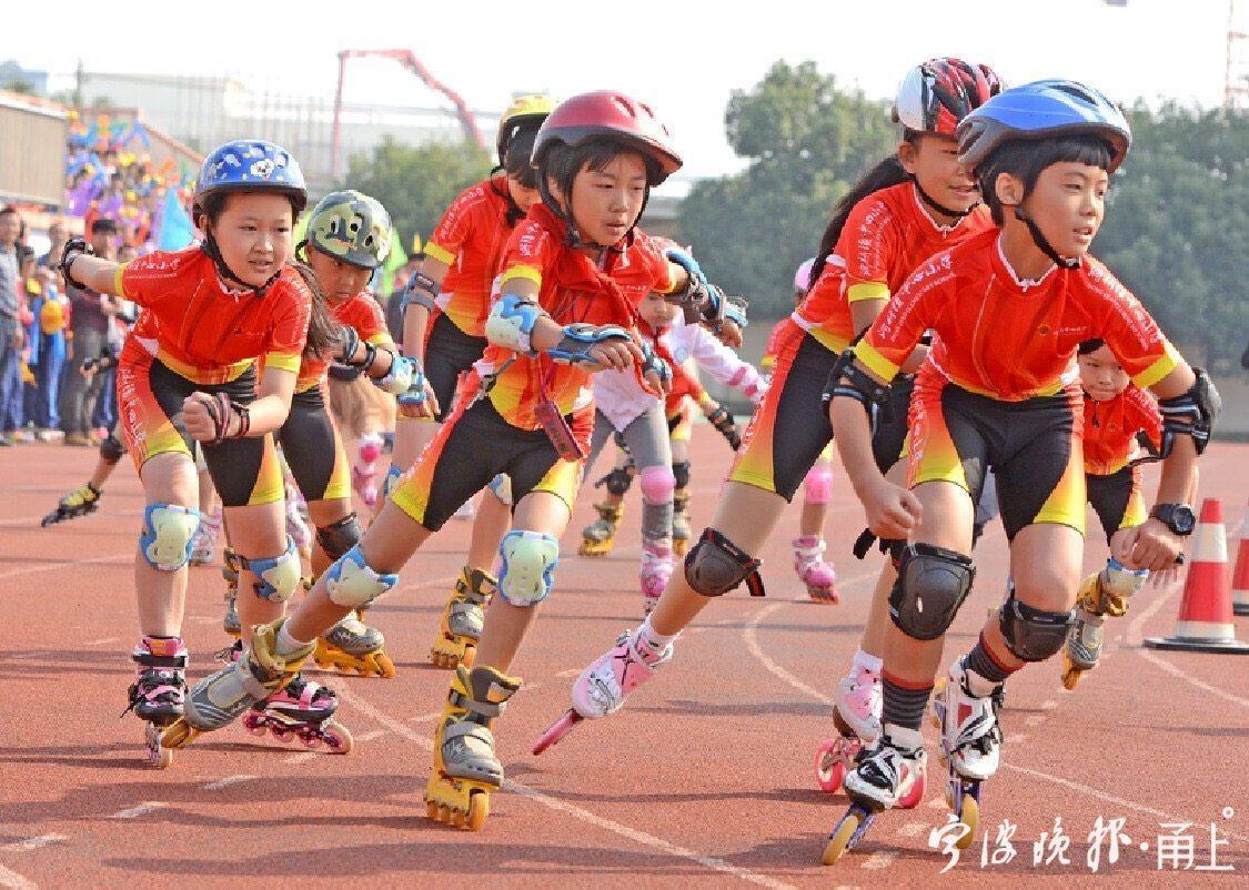 """厉害了!宁波这所小学上榜""""全国青少年校园冰雪特色学校"""""""