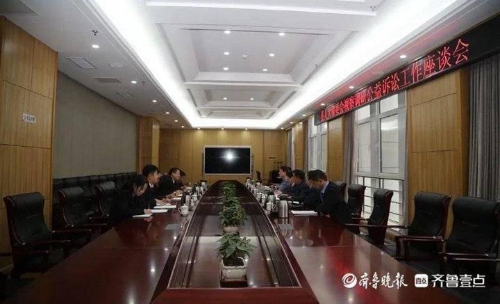 东平县人大常委会到东平县院视察调研公益诉讼工作