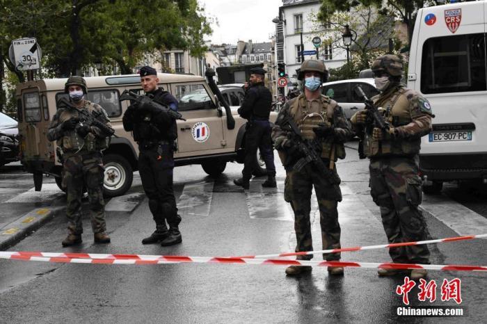 召回大使、抵制货物……法国土耳其为何激烈交锋?