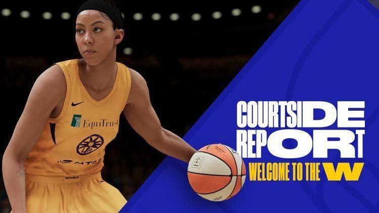 2K官方公布次世代2K21女篮模式宣传片&WNBA球星能力值