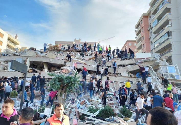 突发!希腊6.9级强震,已伤亡上百人图片