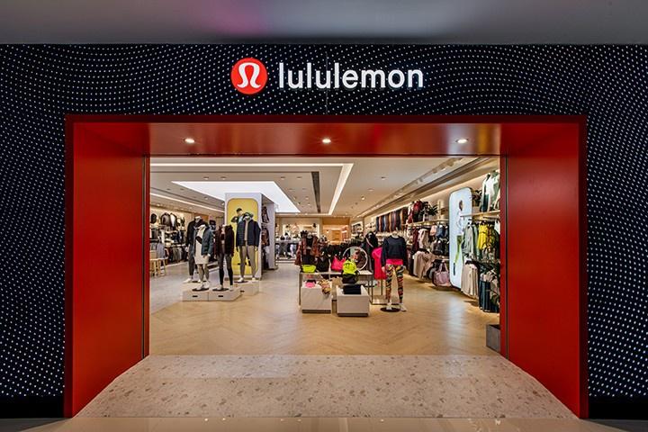 lululemon重庆北城天街门店正式开业