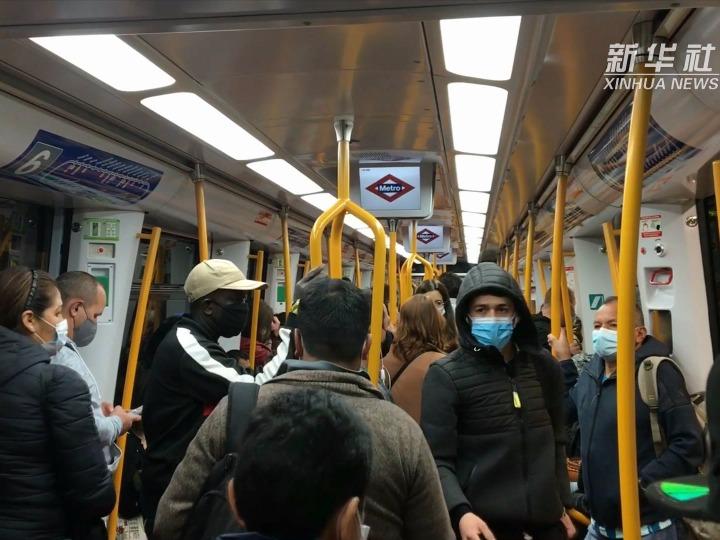 全球抗疫进行时|记者连线:西班牙国家紧急状态将延长至明年5月