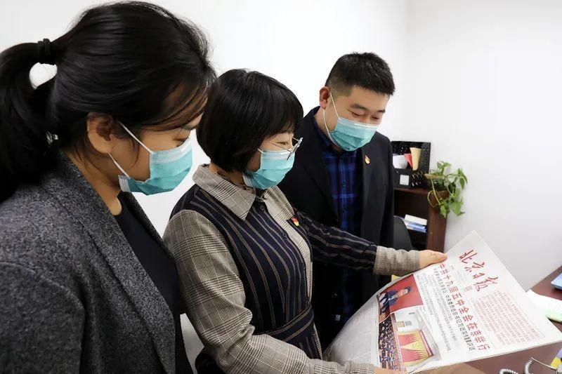 通州:全区纪检监察系统认真学习党的十九届五中全会精神