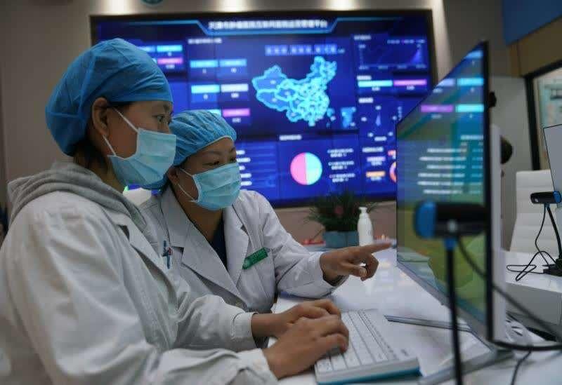 """天津市肿瘤医院互联网医院试运行 """"互联网+医疗""""让患者少跑路"""