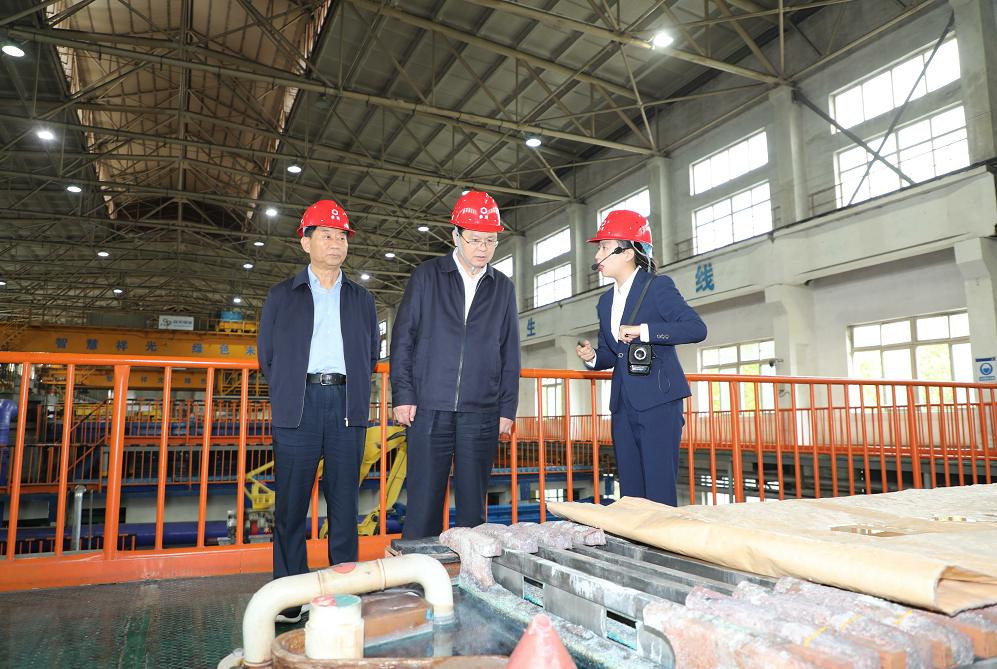 省应急厅党委书记、厅长赵豪志到聊城市调研党建、安全生产和第一书记帮扶工作