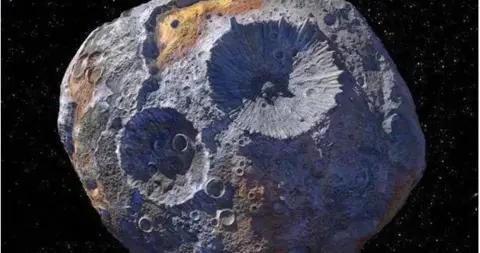 NASA已经盯上了:这颗小行星估价为世界经济总量1万倍