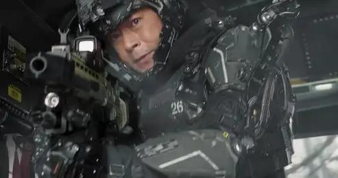 香港科幻大片《明日战记》再曝预告 古天乐率队对决外星生物 具体档期待定