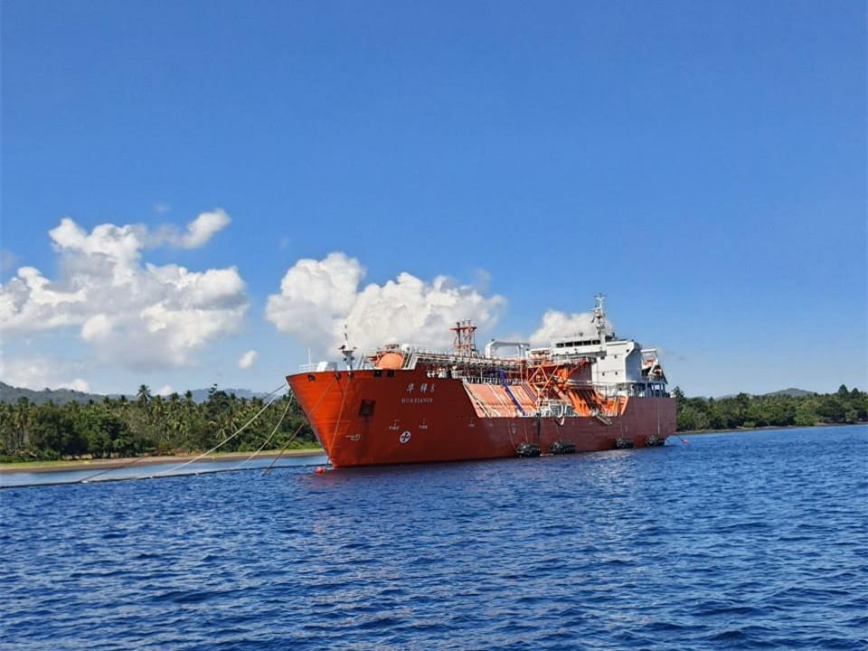 """舟山""""海上菜园""""又添新神器 可满足远洋渔船需求"""