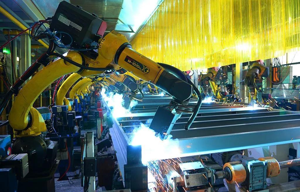 """制造业仍是我国未来产业发展的""""基石""""图片"""