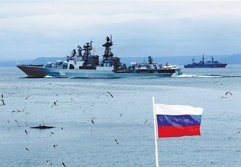 这一幕令埃尔多安慌乱,北约军舰摆开战斗队形,俄感慨要动真格了