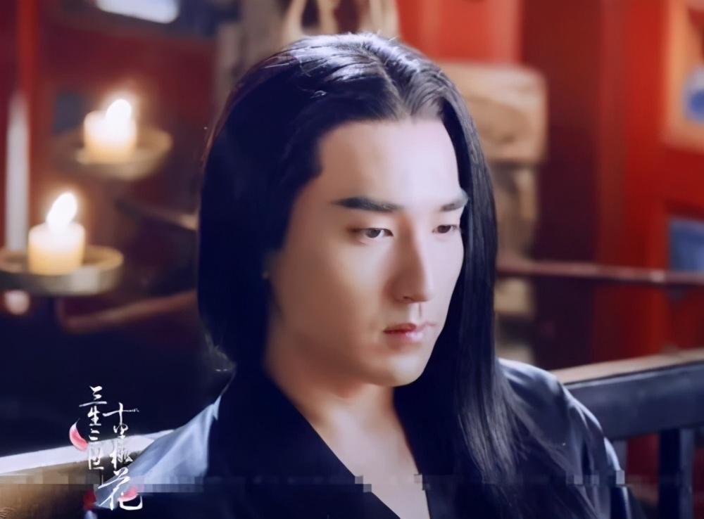 《君九龄》演员阵容曝光,女主颜值美若仙,男主却被吐槽:硅胶脸