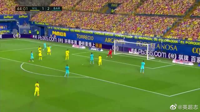 梅西妙传格列兹曼吊射破门,巴萨9万球迷见证最佳进球诞生