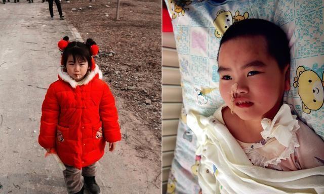 """6岁女孩变成""""植物人"""",妈妈含泪为女儿过生日:宝贝求你快醒来"""