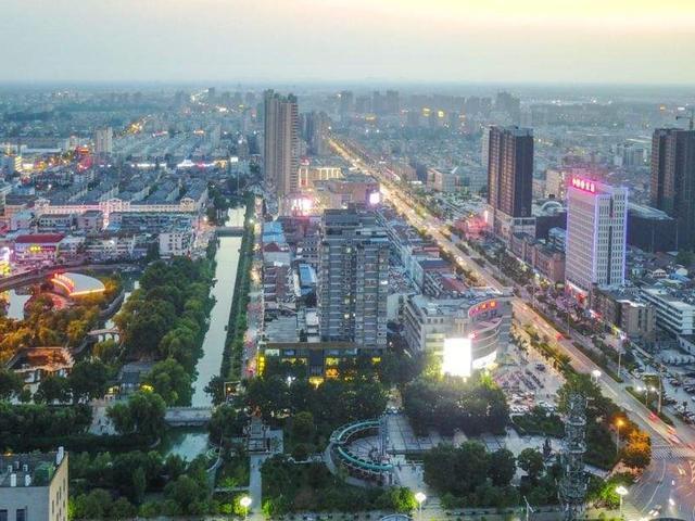 徐州一县常常被外地人读错,县名由来和周王有关,GDP超过500亿