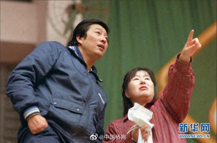 中国男排元老邹志华逝世