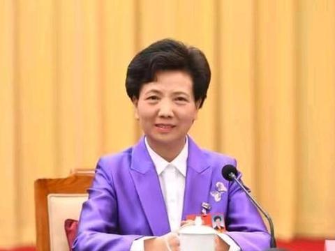"""她是""""魅力省长"""",47岁任省委常委,58岁升贵州省长,今年61岁"""