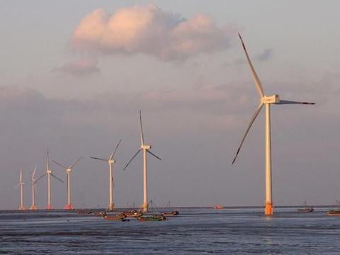 广东阳江再增两座海上风电场,总装机容量100万千瓦,投资216亿元
