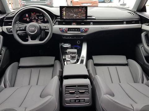 新款奥迪A5 Sportback实车 帅气又硬朗