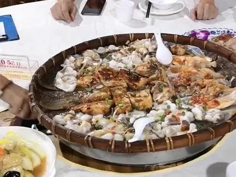 舌尖上的中国,注重品质的顺德人也会用簸箕盛菜,你见过吗?