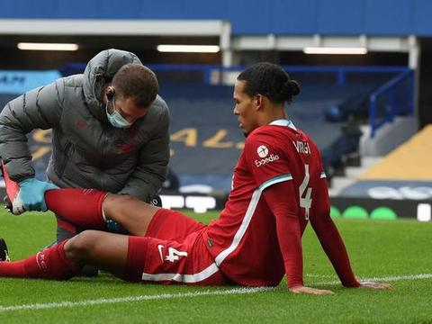 利物浦官方:范戴克膝盖手术成功,康复时间表未定