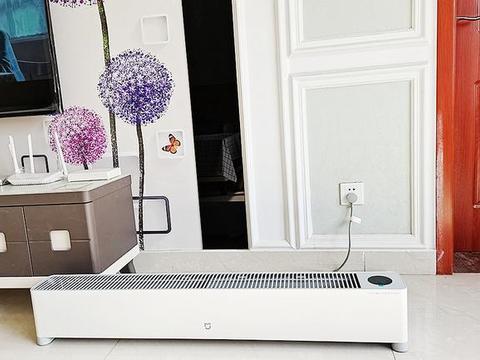 米家踢脚线电暖器E评测:全屋智能恒温,小身材大能量