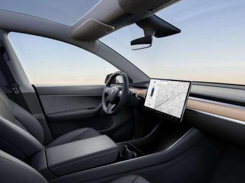 """特斯拉第二款""""中国特供""""国产版Model Y进入路试,有望明年上市"""