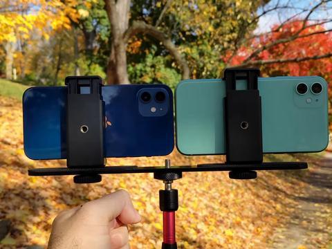 iPhone12和iPhone11拍照对比:都是双摄像头,区别有多大