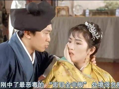 《唐伯虎点秋香》:王祖贤拒演,如今后悔不已
