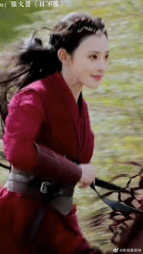 一身红衣出场,一抹白衣落幕 可怜那西州九公主……