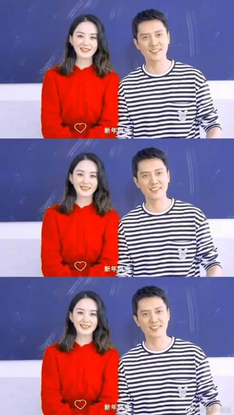 冯绍峰和赵丽颖越看越有夫妻相,《知否》花公费谈恋爱啊