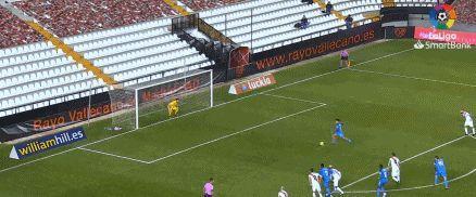 2-0!西班牙人头号克星踢疯了,11分钟连入2球,对手点球不进