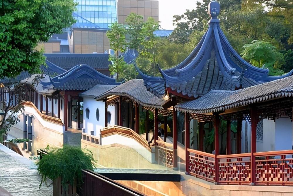 上海具韵味的景区,静谧悠然适合散心,环境优雅门票仅5元