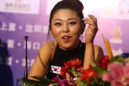 台球界4大美女,个个都美若天仙,潘晓婷只能排第二