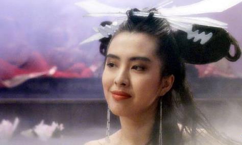 21年前最美9张脸:李若彤上榜,王祖贤勉强第四,第一名当之无愧