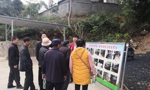安徽芜湖:荻港镇潘冲村组织外出参观学习,推助人居环境整治提升