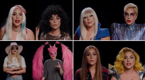 Lady Gaga最新全美大选投票宣传视频释出!