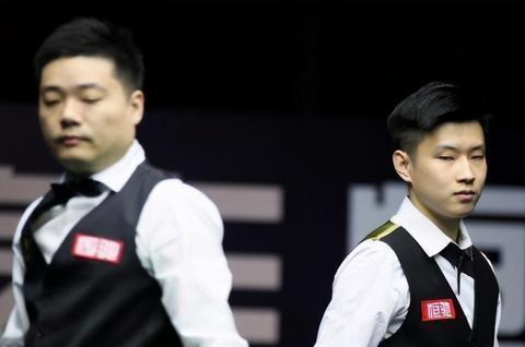 中国名将3-0横扫前世界第一,赵心童碾压对手,首胜3世界冠军
